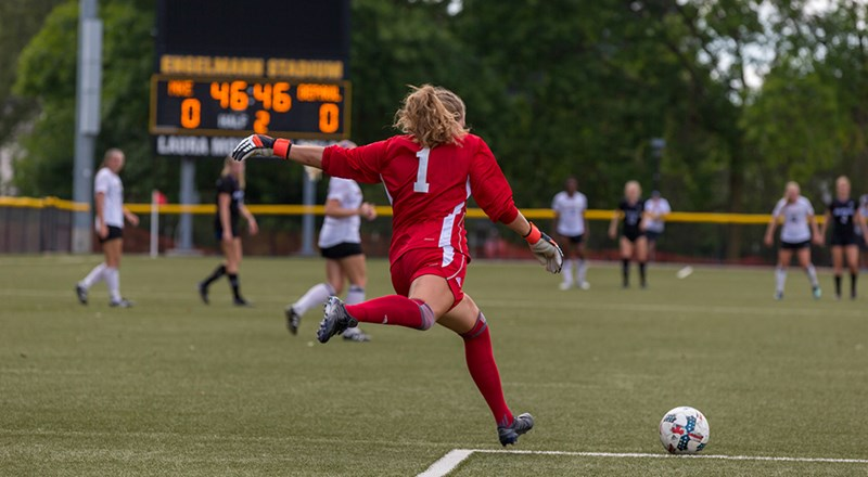 MKE Women s Soccer Hits The Road For Pair Of Games - Milwaukee Athletics 21c0191c8