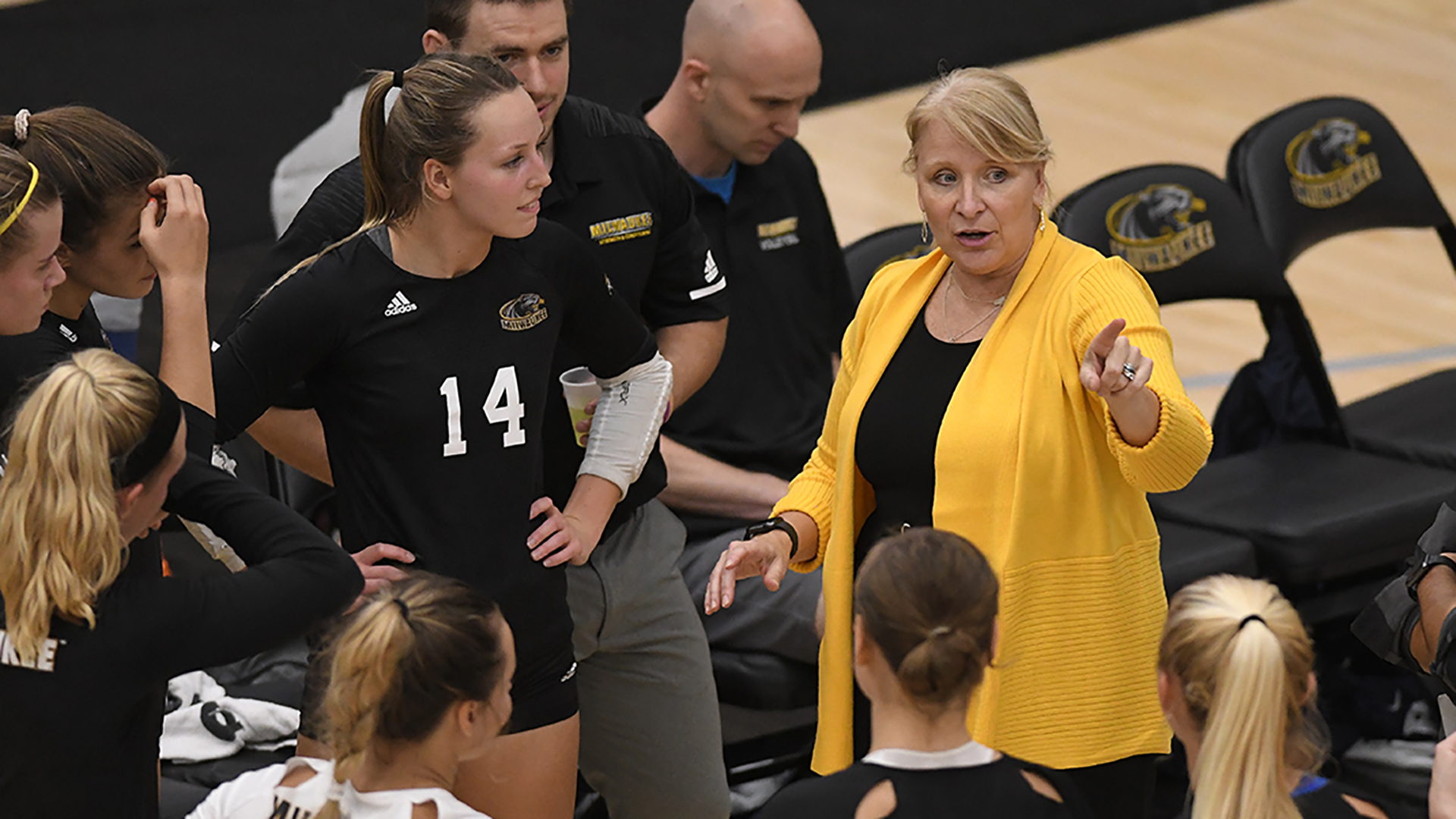 Milwaukee Volleyball Adds Four Standouts To 2020 Roster Milwaukee Athletics