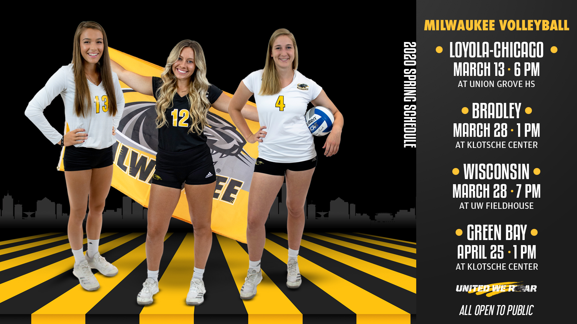 Panthers Gear Up For Spring Season Milwaukee Athletics